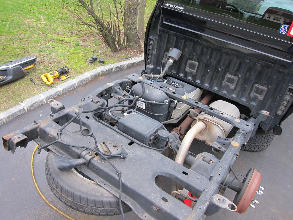 Colorado 2005 chevrolet colorado parts : VWVortex.com - Chevy Colorado Frame Notch Thanks Swoops and Eric