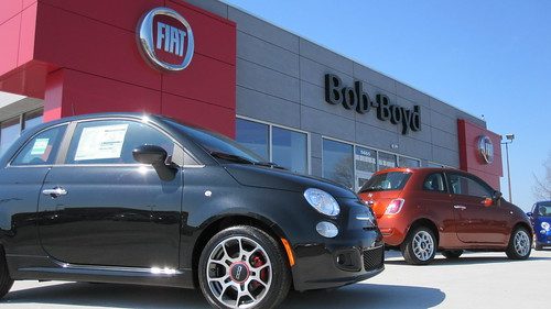 2012 FIAT 500 - Bob-Boyd FIAT of Columbus (3)