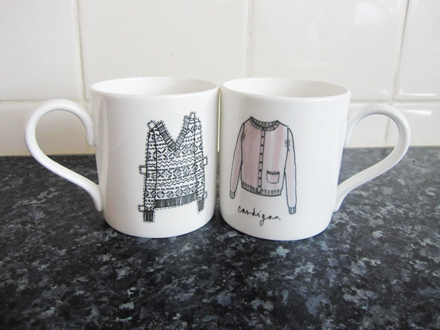 knitwear mugs
