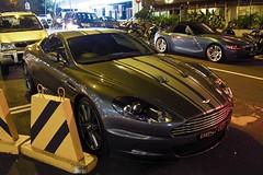 DBS v/s Z4 (///r3) Tags: cars sports james martin casino exotic bond gt coupe supercar automobiles aston royale 007 dbs v12 dbs1007