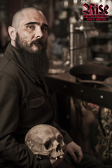 ArtCorpus, Le Serbe - Paris (P_mod) Tags: portrait paris tattoo ink rise pmod artcorpus