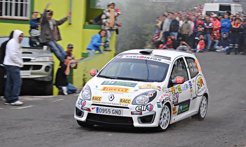 Arias Rally Islas Canarias