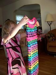 Q5 and dress