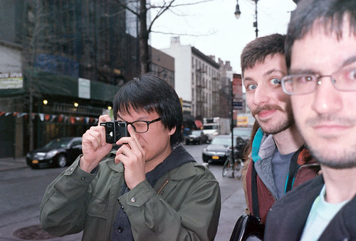Film Photography Podcast NYC Meet-Up 2011