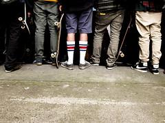 Skateboarders (preynolds) Tags: uk birmingham skateboarding westmidlands digbeth custardfactory idealskateboardsupplybirmingham
