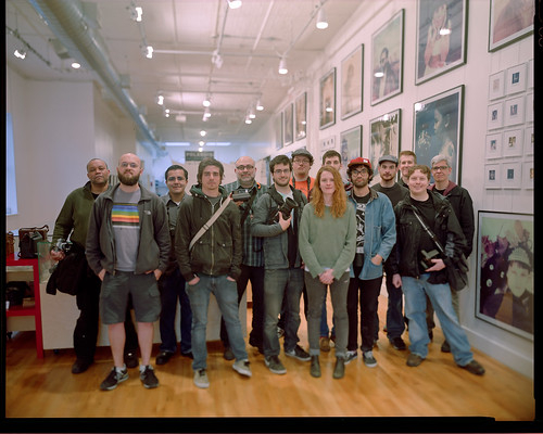 FPP Meetup group shot @ Impossible