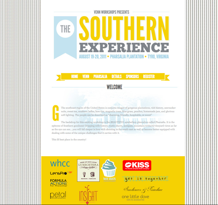 The Southern Experience is Live!