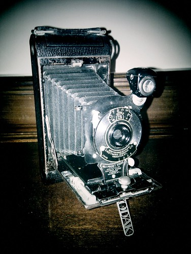 No.1 Pocket Kodak Camera