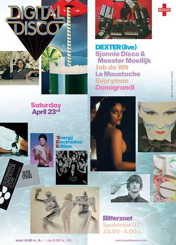 Digital Disco, 23 april 2011