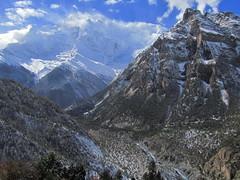 Annapurna trail, Nepal (Ruary James Allan) Tags: annapurnatrail nepal annapurna anna