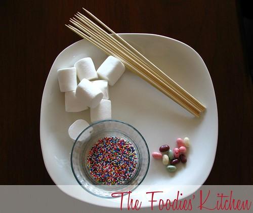 Marshmalow Pops