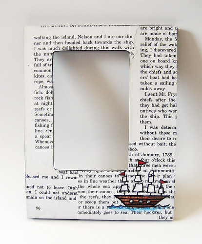 Decoupage ship frame 2