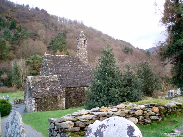St. Kevin's Church, Glendalough, Ireland