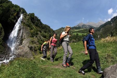 Pěšky po národních parcích Jižního Tyrolska