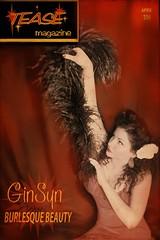 (GinsDen) Tags: blackandwhite bw glamour pinup hurrell hollywoodglam timemachinestudios ginevievesyn ginsyn