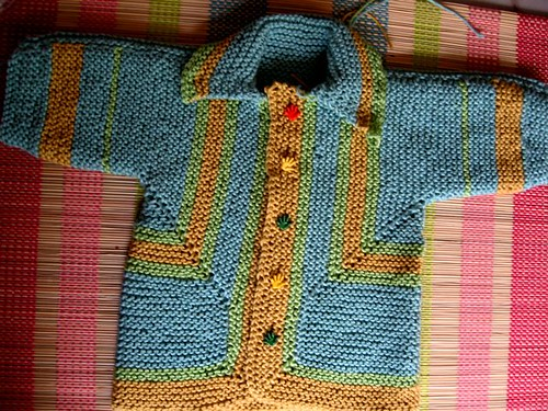 Baby Surprise Jacket2d