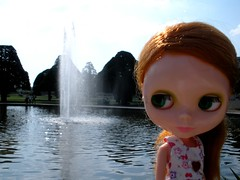 diana and the fountain