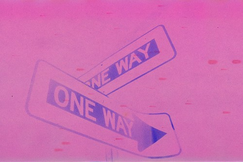 Two Ways to Go One Way