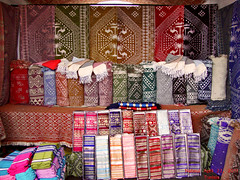 Nabeul Market  Tunisia (i.alia) Tags: colors shopping market tunisia camel ornaments souk weaving tunisie nabeul tunesien  tissage  weberei