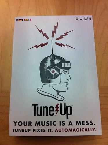 E con #tuneup sistemiamo qualche migliaio di mp3 :)