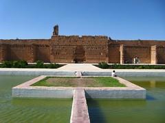 Palácio El Badi, Marraquexe