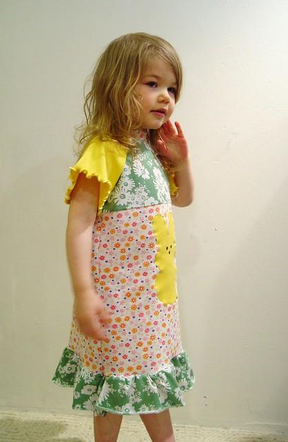 PEEP dress, 2