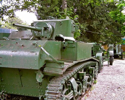 Tank, Sarajevo
