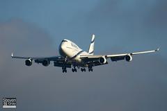 4X-ELB - 26056 - El Al Israel Airlines - Boeing 747-458 - 101205 - Heathrow - Steven Gray - IMG_5434