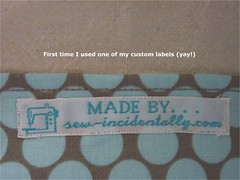 07 - Label inside bag