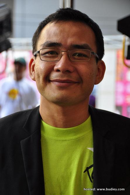 En. Feisal Malik, Ketua Pengurusan Penjenamaan Kumpulan TV9