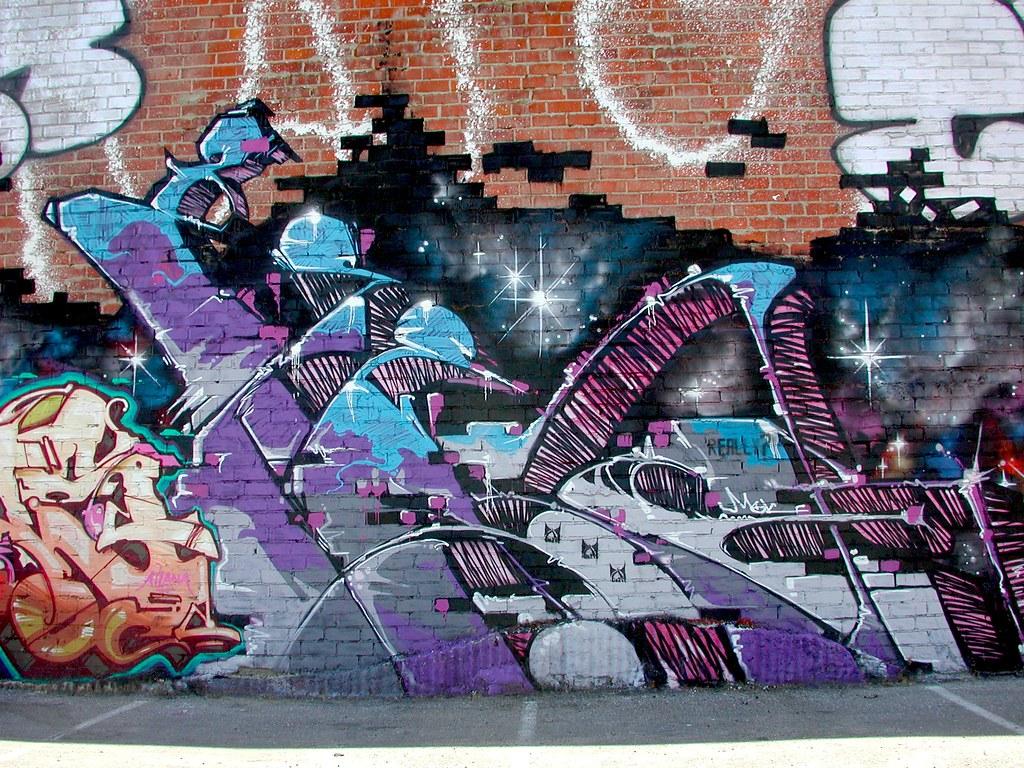 ZESER, Graffiti, Street Art, Los Angeles