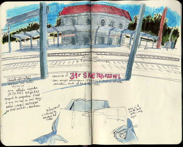 31st Sketchcrawl