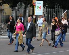Milano il 25 aprile 2011, il cammino del popolo non addomesticato dai TG