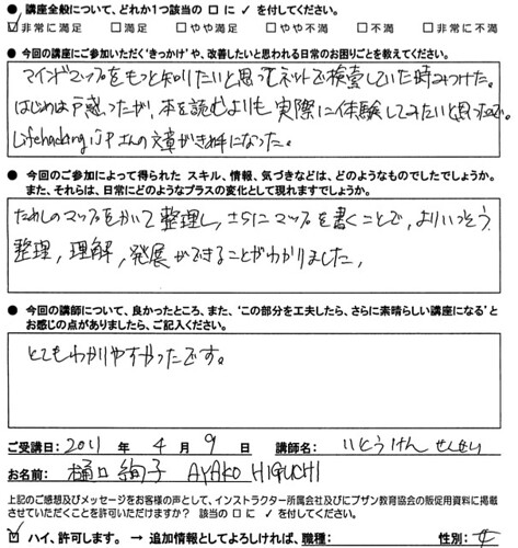 20110409_AyakoHiguchi