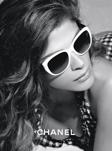 fashion sunglasses Chanel Spring Summer 2011