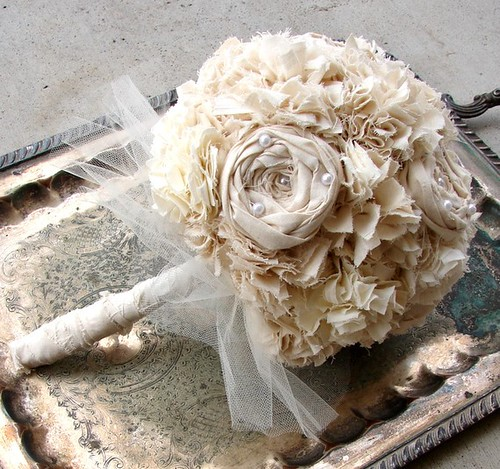 unique bride bouquet 11