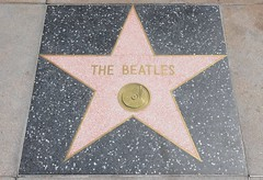 ROUTE66_2010_2447 - LOS ANGELES CA (Tsinoul) Tags: usa california losangeles hollywood us66 route66 66 mother road route walkoffame hollywoodblvd star thebeatles rt66 motherroad nikon d300 nikond300 ルート66