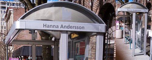 I am (not) the Hanna Andersson