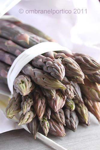 asparagi viola