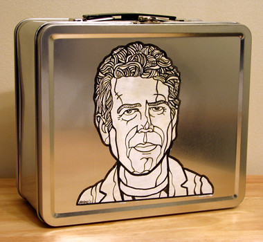 380 Anthony Bourdain Lunch Box