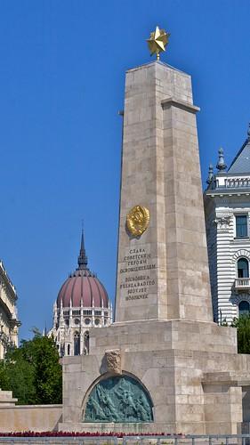 Szovjet hősi emlékmű, Budapest