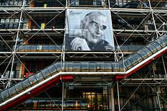 Centre Pompidou (dprezat) Tags: paris art musée moderne pompidou centrepompidou anniversaire beaubourg centenaire modernartmuseum georgespompidou sonyalpha700
