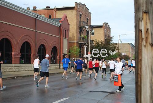 Lee running
