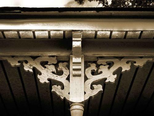 Porch Detail:  Tarboro, NC Vicinity