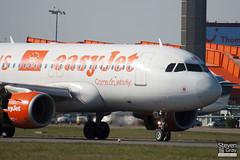 G-EZBR - 3088 - Easyjet - Airbus A319-111 - Luton - 110314 - Steven Gray - IMG_0926