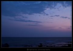 The blue hour...