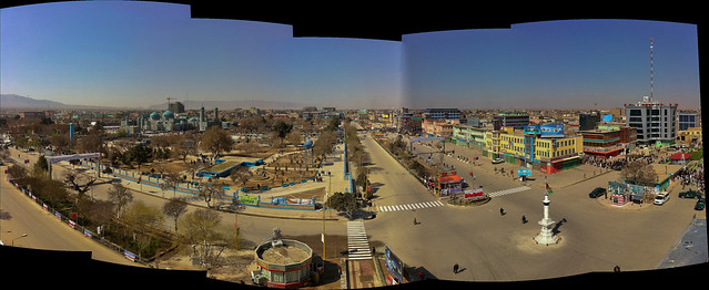 Mazar Intersection