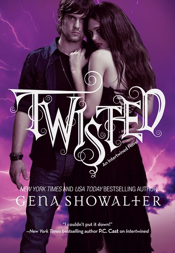 August 30th 2011 by Harlequin      Twisted  (Intertwined #3) by Gena Showalter