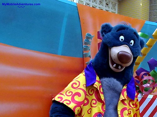 Baloo is a Primary Color