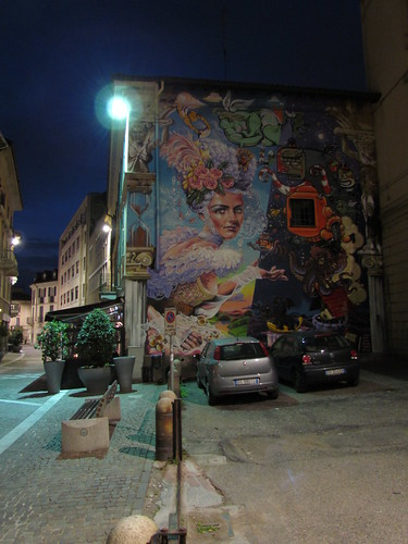 streetart in Gallarate